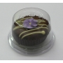 Chocolate Covered Oreo Cookies - Flowers Decoration